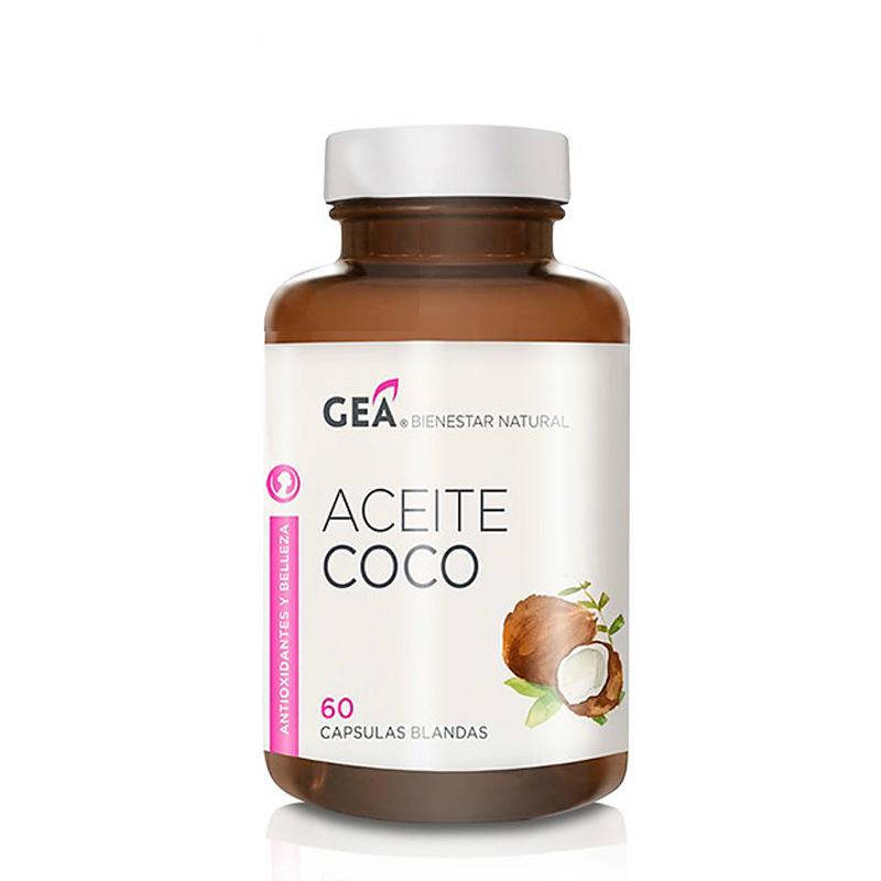Gea Aceite de Coco
